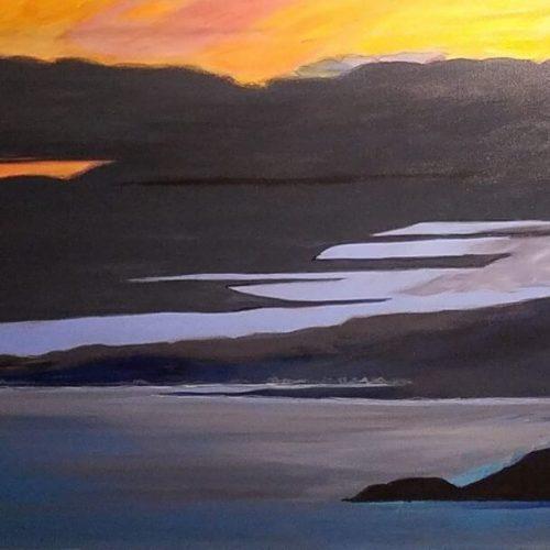 Darkest-Cloud-Acrylic-on-Canvas-60-x-36